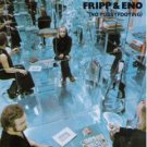fripp & eno - no pussyfooting CD 1973 EG Records 2 tracks used mint