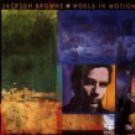 jackson browne - world in motion CD 1989 elektra used mint