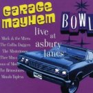 garage mayhem live at asbury lanes - various artists CD 2007 headshop used mint