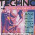 techno energy - various artists 1992 arcade 18 tracks used mint