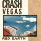 crash vegas - red earth CD 1989 risque atlantic used mint