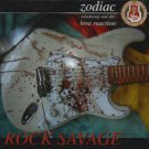 zodiac mindwarp and the love reaction - rock savage CD 2005 abstract used mint
