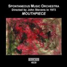 spontaneous music orchestra - mouthpiece - john stevens CD 2000 emanem disc UK used mint