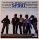 spirit - the best of spirit CD 1973 1987 CBS epic 11 tracks used mint