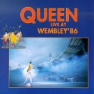 queen - live at wembley '86 CD 2-disc box 1992 hollywood used mint