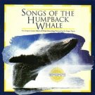 songs of the humpback whale CD 1991 living music 5 tracks used mint