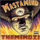 mastamind - themindzi CD 2000 TVT 16 tracks used mint