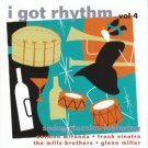 i got rhythm vol 4 - various artists CD 1999 exceed UK 14 tracks used mint