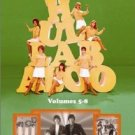 Hullabaloo Vols 5-8 - Patrick Adiarte Gene Castle Steve Binder DVD 2001 MPI used mint