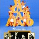 hullabaloo vols 9-12 - Patrick Adiarte Suzanne Charney Gene Castle Paul Anka DVD 2002 mpi used mint