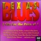 texas blues - various artists CD 2-disc set 1997 jsp 30 tracks used mint