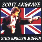 scott angrave - stud english muffin CD autographed used mint