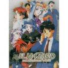 el hazard the alternative world DVD 2-disc set region code free used mint