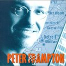 peter frampton - live in detroit CD 2000 CMC international BMG 14 tracks used mint