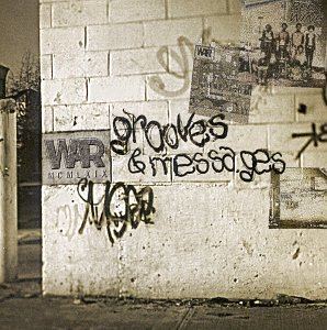 war - grooves & messages the greatest hits of war CD 2-discs 1999 avenue used mint