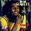 bob marley - reggae mon! CD music international 10 tracks used mint