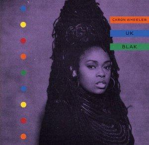 caron wheeler - uk blak CD 1990 EMI BMG Direct used mint