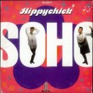 soho - hippychick CD maxi single 1990 atco 5 tracks used