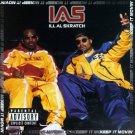 ill al skratch - keep it movin' CD 1997 mercury polygram used