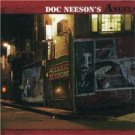 doc neeson's angels - acoustic sessions CD 2007 spitfire 13 tracks used mint