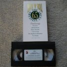 rock 'n' roll the greatest years featuring who james brown stevie wonder and more VHS 1992 CCTV used