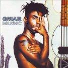 omar - music CD 1992 talkin loud phonogram 12 tracks used mint