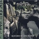 demerit - bastards of the nation CD 2008 maybe mars 10 tracks used mint