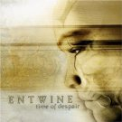 entwine - time of despair CD 2002 century media 9 tracks used mint