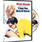 peter sellers explores new territory in i love you alice b toklas DVD 2006 warner used