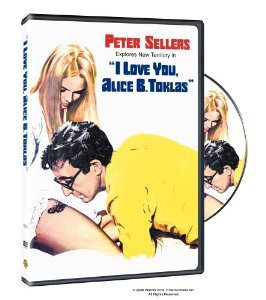 peter sellers explores new territory in i love you alice b toklas DVD 2006 warner used