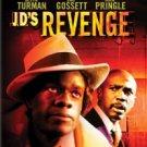 J.D.'s revenge - glynn turman lou gossett DVD 2001 MGM new factory sealed