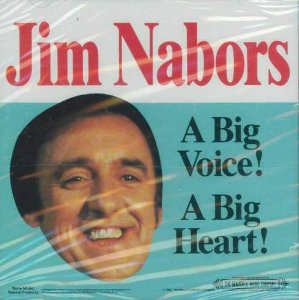 jim nabors - a big voice! a big heart! CD 1991 sony used mint
