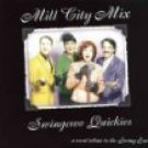 mill city mix swingeroo quickies - various artists CD 1999 mill city mix 16 tracks used