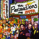 frankly a cappella - persuasions sing zappa CD 2000 earthbeat used