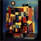 sara ayers - interiors CD 2001 dark wood recordings used mint