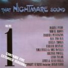 that nightmare sound volume 1 - various artists CD 1987 nightmare 12 tracks used mint