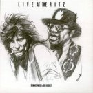 ronnie wood & bo diddley - live at the litz CD 1987 victory 10 tracks used