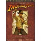 adventures of indiana jones complete DVD movie collection widescreen paramount used mint
