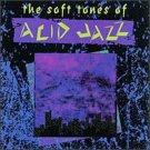 soft tones of acid jazz - various artists CD 1991 scotti bros 6 tracks used mint