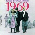 1969 - original motion picture soundtrack CD 1988 polygram 12 tracks used mint