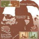 Richie Beirach + Frédéric Favarel - dialogues CD 1998 A-records netherland used