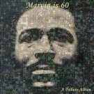 marvin is 60 - a tribute album by various artists CD 1999 motown BMG Direct 13 tracks used mint