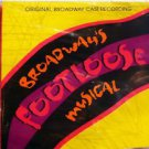 broadway's footloose musical - original broadway cast recording CD 1998 Q 17 tracks used