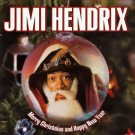 jimi hendrix - merry christmas and happy new year CD single 1999 MCA experience hendrix used mint