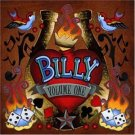 billy volume one - various artists CD 2002 hepcat 21 tracks used mint