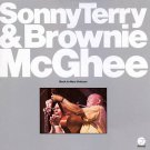 sonny terry & brownie mcghee - back to new orleans CD 1990 2000 fantasy 21 tracks used mint