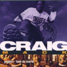 craig mack - project funk da world CD 1994 bad boy 11 tracks used mint