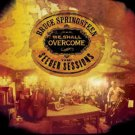 bruce springsteen the seeger sessions - we shall overcome CD + DVD dual disc 2006 sony