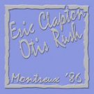 eric clapton + otis rush - montreux '86 CD 3-disc boxset 1994 swingin' pig used