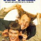 dumb and dumber - jim carey jeff daniels DVD 1997 new line new factory sealed